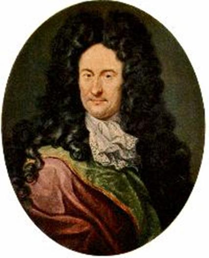 an analysis of gottfried wilhelm von leibniz who invented a computer that was built in 1694
