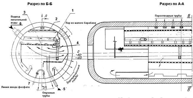 Схема трехступенчатого